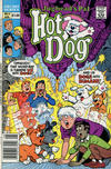 Cover for Jughead's Pal Hot Dog (Archie, 1990 series) #4 [Direct]