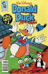 Cover for Walt Disney's Donald Duck Adventures (Disney, 1990 series) #8 [Newsstand]