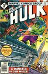 Cover Thumbnail for The Incredible Hulk (1968 series) #208 [Whitman]