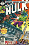 Cover for The Incredible Hulk (Marvel, 1968 series) #208 [Whitman]