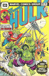 Cover for The Incredible Hulk (Marvel, 1968 series) #199 [30¢]