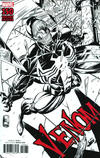 Cover Thumbnail for Venom (2017 series) #150 [Mark Bagley Remastered Black and White]