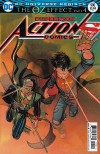 Cover Thumbnail for Action Comics (DC, 2011 series) #990