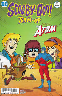 Cover Thumbnail for Scooby-Doo Team-Up (DC, 2014 series) #31