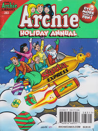 Cover Thumbnail for Archie (Jumbo Comics) Double Digest (Archie, 2011 series) #283