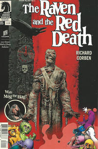 Cover Thumbnail for Edgar Allan Poe's The Raven and the Red Death (Dark Horse, 2013 series)