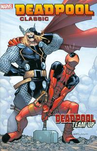 Cover Thumbnail for Deadpool Classic (Marvel, 2008 series) #13 - Deadpool Team-Up