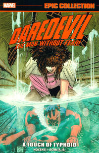 Cover Thumbnail for Daredevil Epic Collection (Marvel, 2014 series) #13 - A Touch of Typhoid