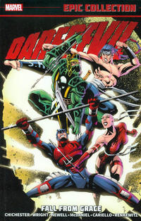 Cover Thumbnail for Daredevil Epic Collection (Marvel, 2014 series) #18 - Fall from Grace