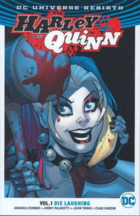 Cover Thumbnail for Harley Quinn (DC, 2017 series) #1 - Die Laughing