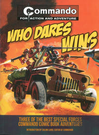 Cover Thumbnail for Commando: Who Dares Wins (Carlton Publishing Group, 2012 series)