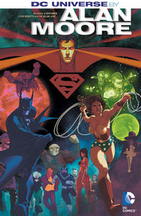 Cover Thumbnail for DC Universe by Alan Moore (DC, 2013 series)