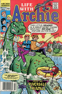 Cover Thumbnail for Life with Archie (Archie, 1958 series) #271 [Newsstand]