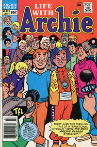 Cover Thumbnail for Life with Archie (Archie, 1958 series) #273 [Newsstand]