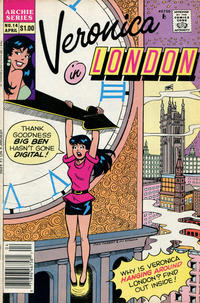 Cover Thumbnail for Veronica (Archie, 1989 series) #14 [Newsstand]