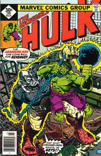 Cover Thumbnail for The Incredible Hulk (Marvel, 1968 series) #209 [Whitman]