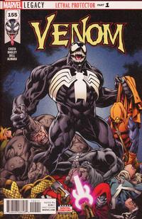 Cover Thumbnail for Venom (Marvel, 2017 series) #155