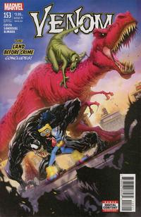 Cover Thumbnail for Venom (Marvel, 2017 series) #153