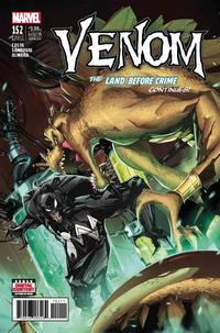 Cover Thumbnail for Venom (Marvel, 2017 series) #152