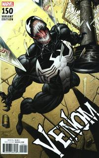Cover Thumbnail for Venom (Marvel, 2017 series) #150 [Mark Bagley Remastered]