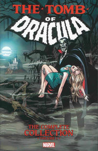Cover Thumbnail for Tomb of Dracula: The Complete Collection (Marvel, 2017 series) #1