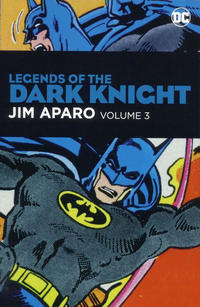 Cover Thumbnail for Legends of the Dark Knight: Jim Aparo (DC, 2012 series) #3