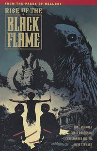 Cover Thumbnail for Rise of the Black Flame (Dark Horse, 2017 series)