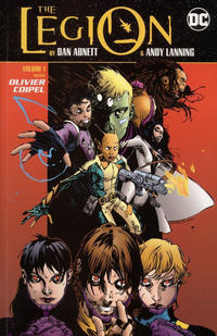 Cover Thumbnail for The Legion by Dan Abnett & Andy Lanning (DC, 2017 series) #1
