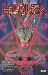 Cover Thumbnail for John Constantine, Hellblazer (DC, 2011 series) #17 - Out of Season