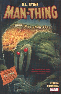 Cover Thumbnail for Man-Thing by R. L. Stine (Marvel, 2017 series)
