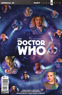 Cover Thumbnail for Doctor Who: Special (Titan, 2017 series) #1 [Cover B - Photo Cover]