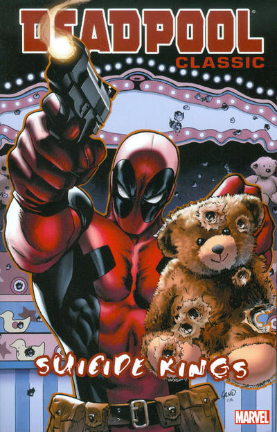 Cover for Deadpool Classic (Marvel, 2008 series) #14 - Suicide Kings