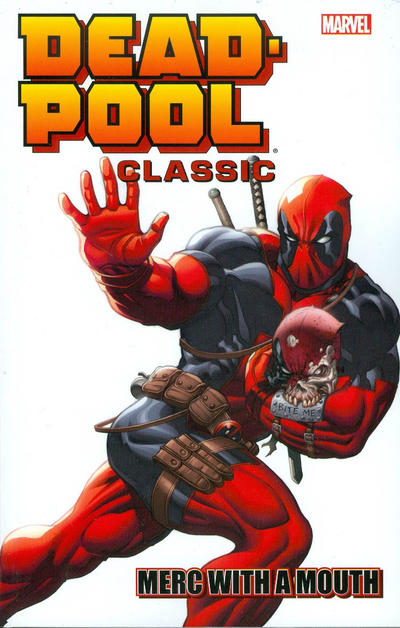 Cover for Deadpool Classic (Marvel, 2008 series) #11 - Merc with a Mouth