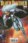 Cover for Black Panther (Marvel, 2016 series) #16 [Jim Lee 'X-Men Trading Card' (Storm)]
