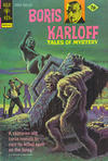 Cover Thumbnail for Boris Karloff Tales of Mystery (1963 series) #58 [British]