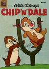Cover for Walt Disney's Chip 'n' Dale (Dell, 1955 series) #15 [Now 10¢ Variant]