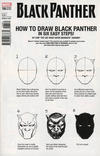 Cover Thumbnail for Black Panther (2016 series) #166 [Chip Zdarsky How-to-Draw Cover]