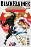 Cover for Black Panther (Marvel, 2016 series) #17 [Pasqual Ferry 'Marvel vs. Capcom']