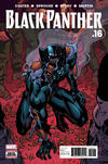 Cover for Black Panther (Marvel, 2016 series) #16