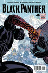 Cover for Black Panther (Marvel, 2016 series) #15