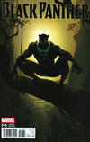 Cover for Black Panther (Marvel, 2016 series) #14 [Andrew Robinson]