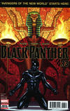 Cover for Black Panther (Marvel, 2016 series) #13