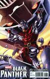 Cover for Black Panther (Marvel, 2016 series) #13 [Incentive JG Jones 'Resurrxion' Variant]