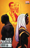 Cover for Black Panther (Marvel, 2016 series) #13 [Incentive Kris Anka Variant]