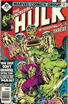 Cover for The Incredible Hulk (Marvel, 1968 series) #213 [Whitman]