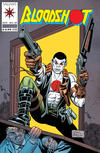 Cover for Bloodshot (Valiant Entertainment, 2014 series) #25 [Cover D - Don Perlin]