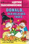Cover for Lustiges Taschenbuch (Egmont Ehapa, 1967 series) #58 - Donald, der Held des Tages [5.00 DEM]