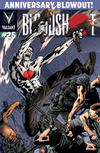 Cover for Bloodshot (Valiant Entertainment, 2014 series) #25 [Cover E - Bryan Hitch]