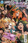 Cover for Harley & Ivy Meet Betty & Veronica (DC, 2017 series) #2 [Emanuela Lupacchino Cover]