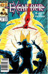 Cover for Excalibur (Marvel, 1988 series) #11 [Newsstand]